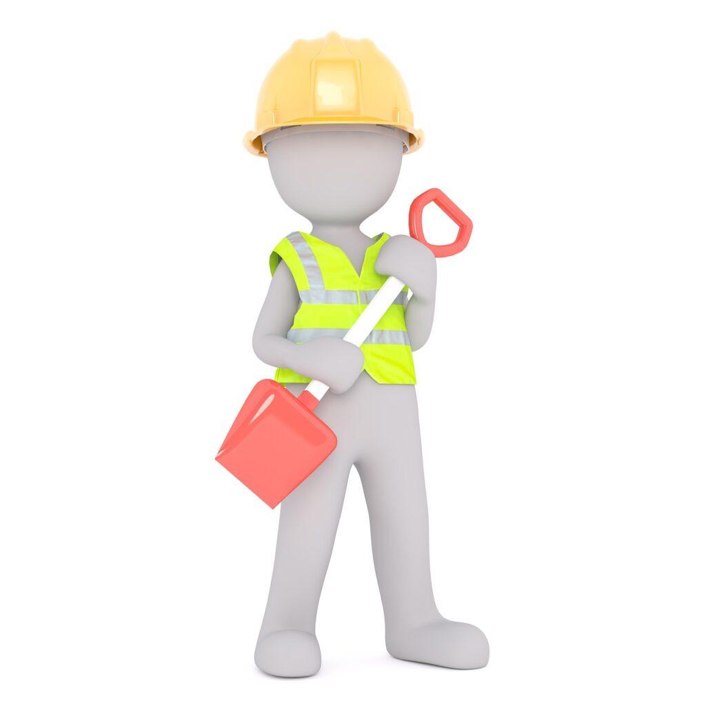 building, construction, construction work